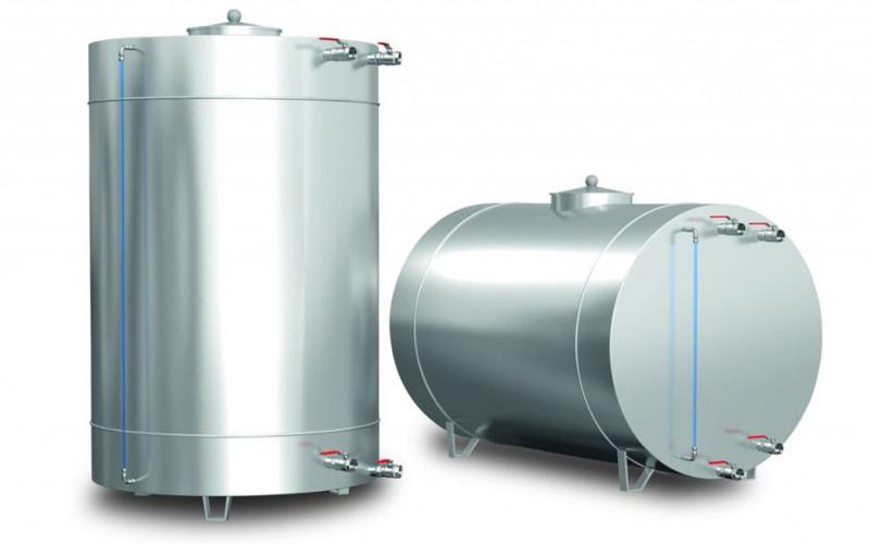 Paslanmaz Su Tankı